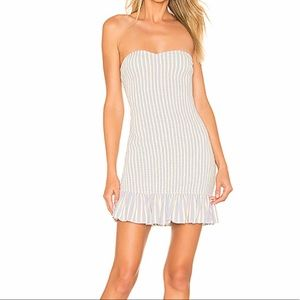 Lovers and friends piper mini dress NWT